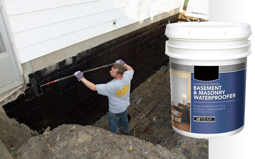 Basement Leaks Might be Fixed With Exterior Wall Waterproofing