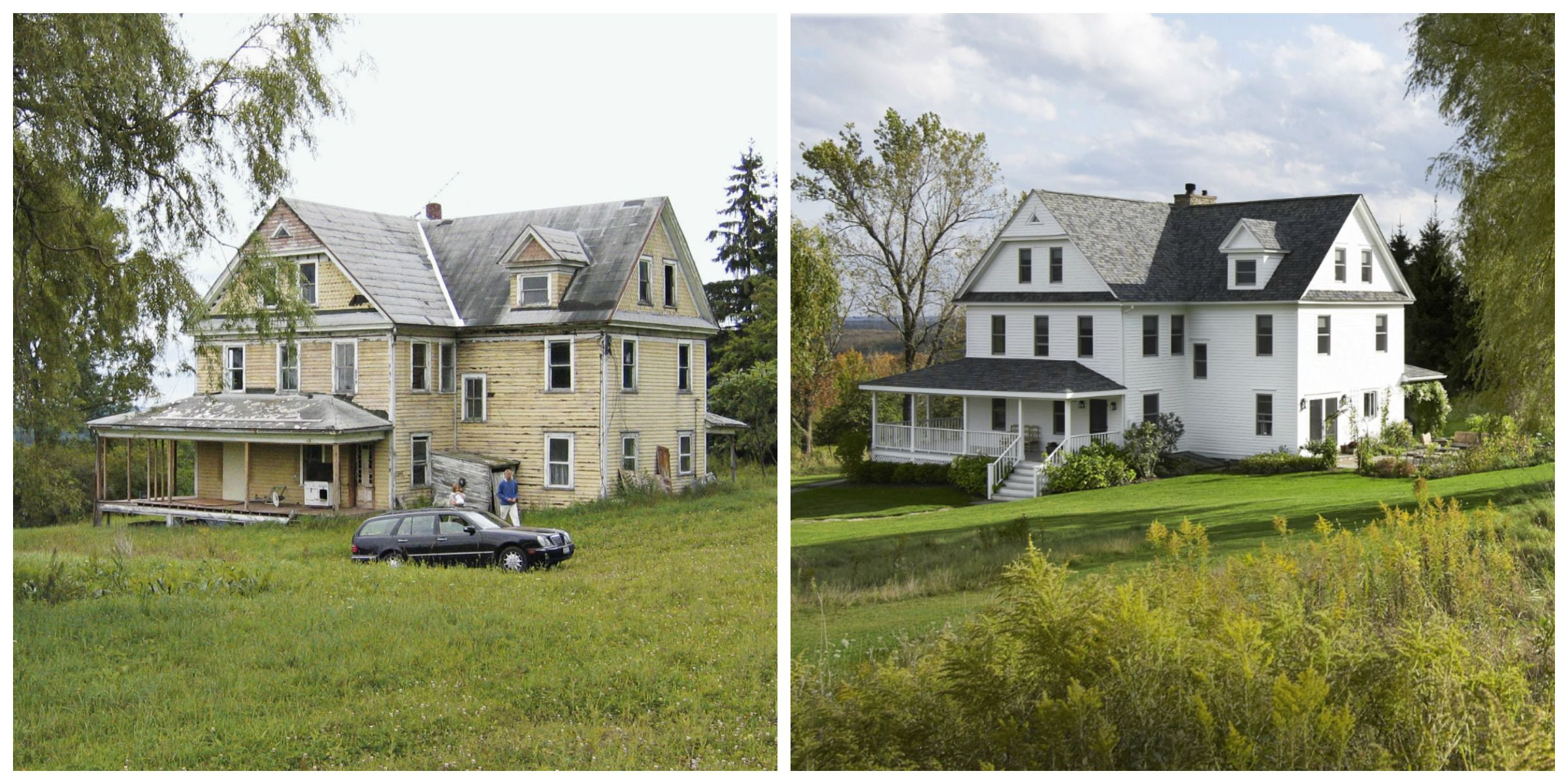 Planning Your Old House Makeover - Construction and Remodeling Advice