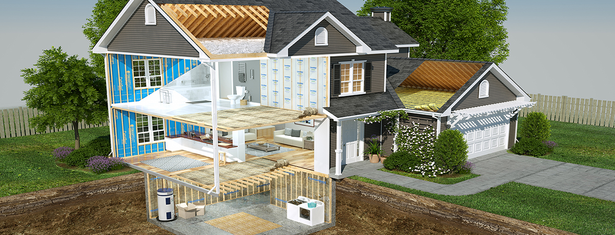 Different Materials Used for Home and Building Insulation