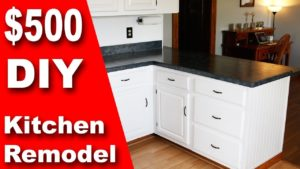 5 Do-It-Yourself Home Improvement For Under $500