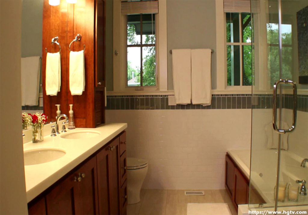 Inexpensive Materials for Bathroom Repair