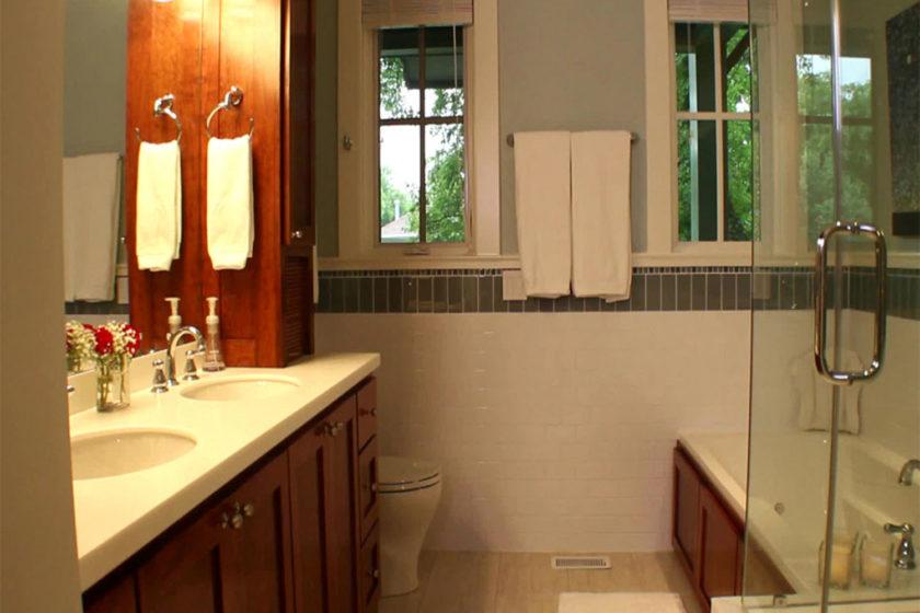 Inexpensive Materials for Bathroom Repair