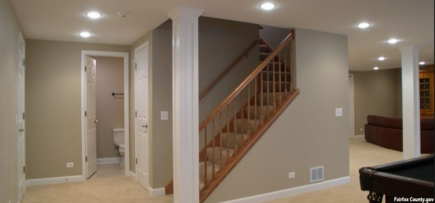 Basement Finishing – License to Create!