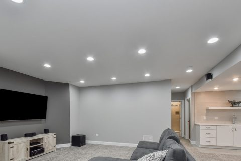 Transform Your Basement Into a Dream Space