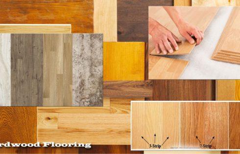 DIY Flooring - Hardwood Flooring Sorts