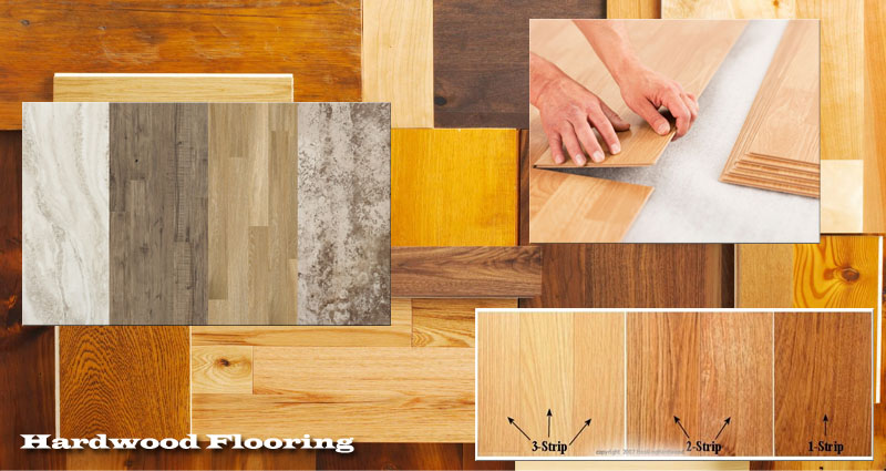 DIY Flooring – Hardwood Flooring Sorts