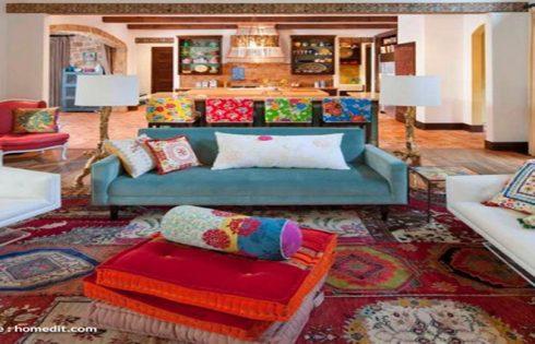 Get to know the Interior Design of a Dream Family Home