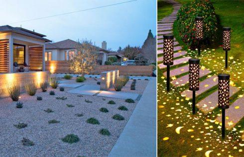 Garden Lights For Low-Cost Indoor and Outdoor Space