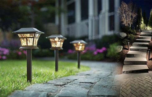 Landscape Lighting Tips to Help You Choose Efficient Lighting