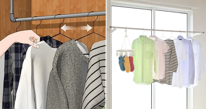 Easy Ways to Protect Your Clothes From Mold and Mildew